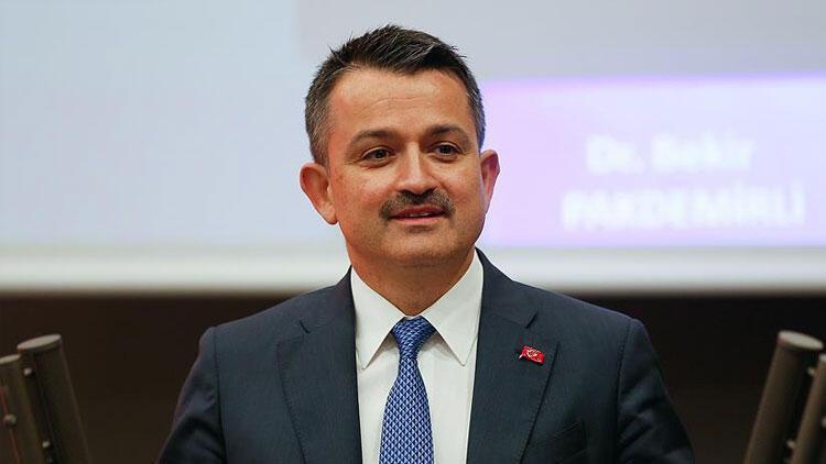 """Bakan Pakdemirli: """"Türkiye'nin kaderini Millet İttifakı'na terk edemeyiz"""""""